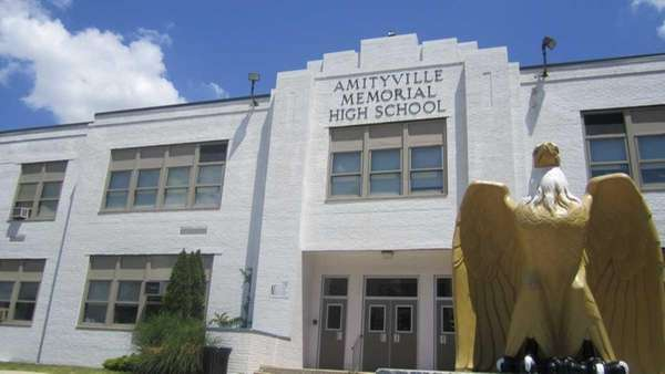 Amityville Memorial High School was established in 1894