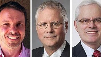 Hans-Erik G. Aronson, Gregg Seibert and Seymour Liebman