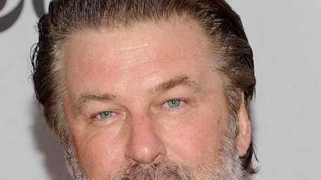 Alec Baldwin attends the 65th Annual Tony Awards