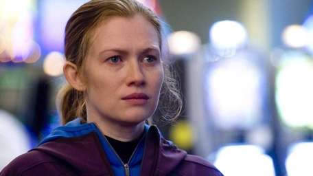 Mireille Enos, one of the star of the