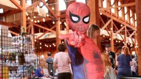The Long Island Comic Book Expo at Old