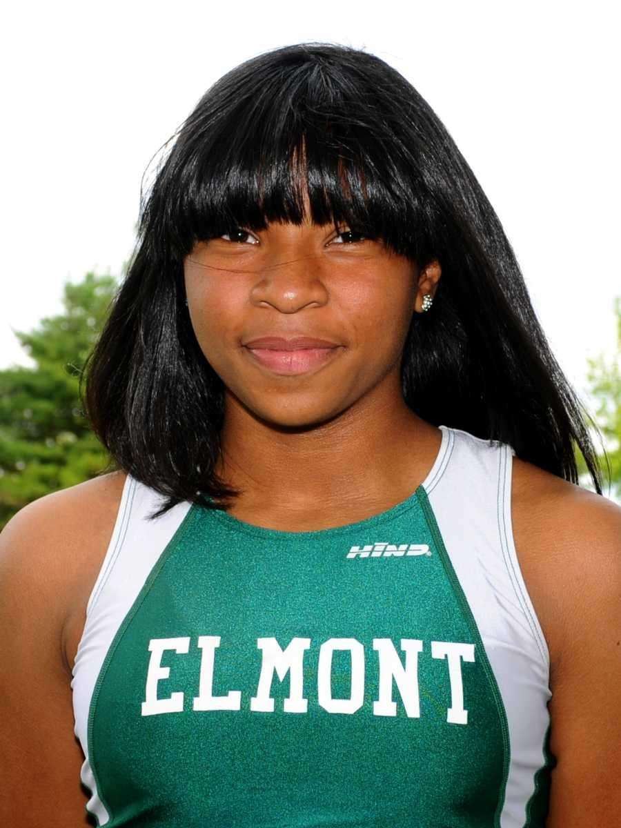 VALENCIA HANNON Elmont, Jr. Hannon was the top