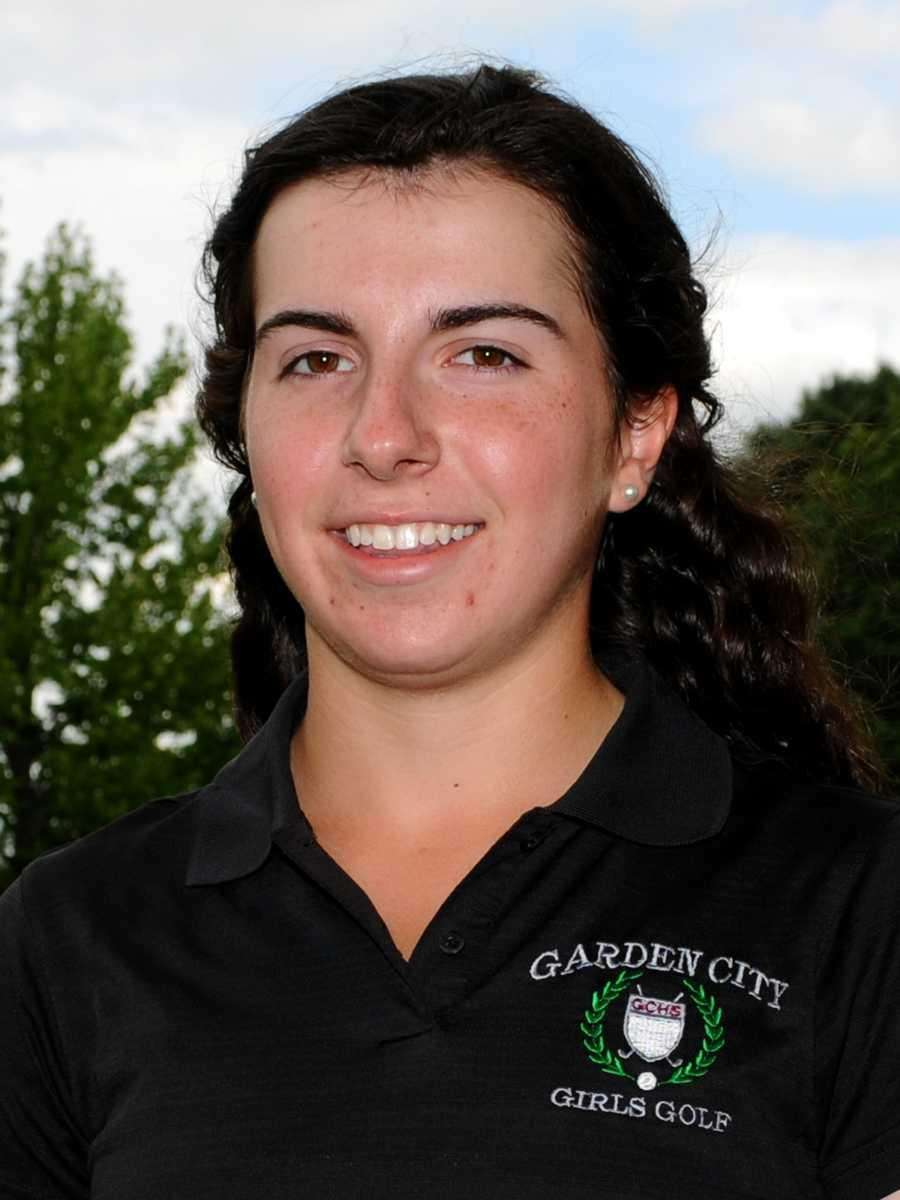 MARISA CAMERON Garden City, Jr. Won the Nassau