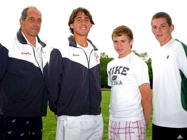 2011 All-Long Island boys tennis team