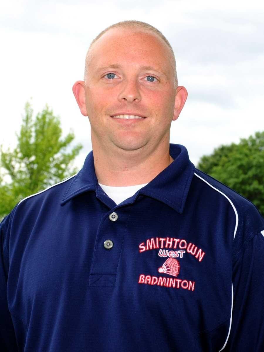 DERON BROWN Coach of the Year Smithtown West