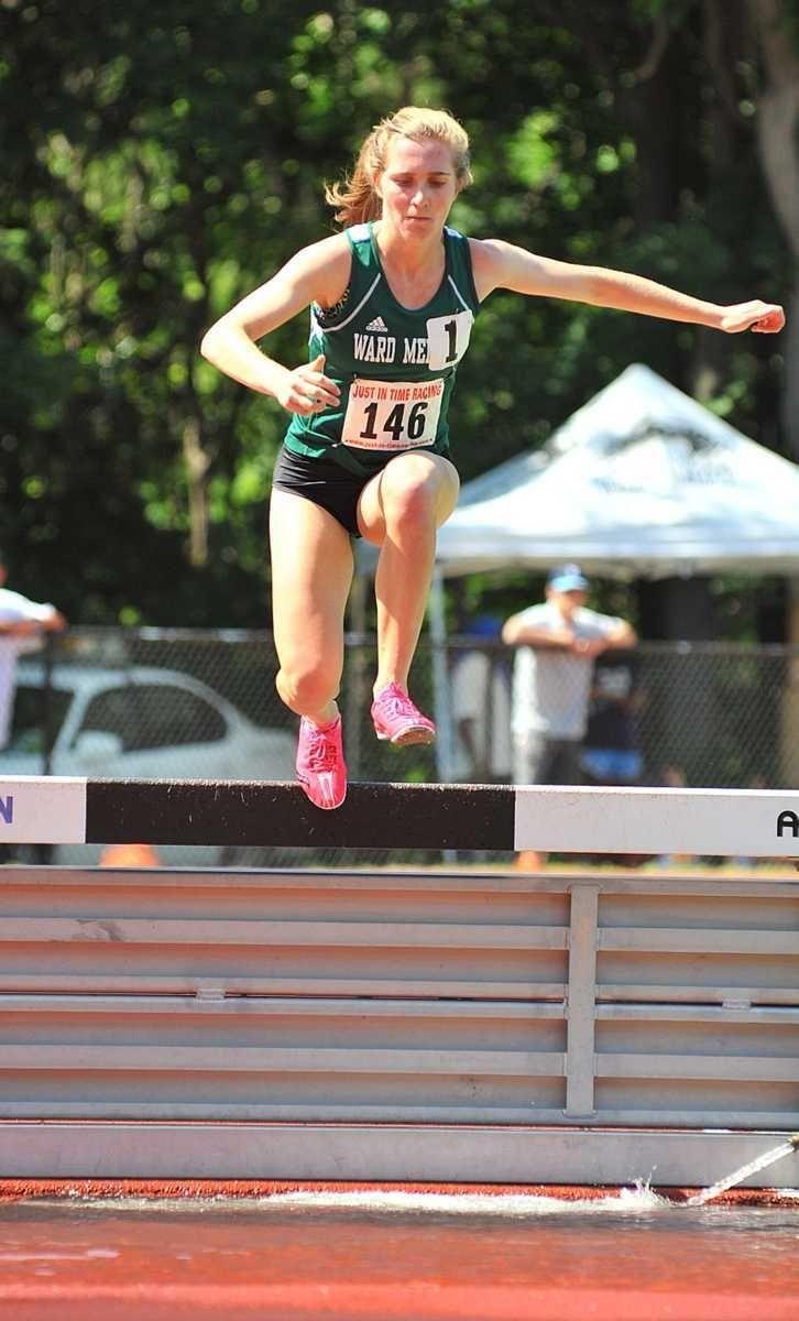 MARY KATE ANSELMINI Runner of the Year Ward