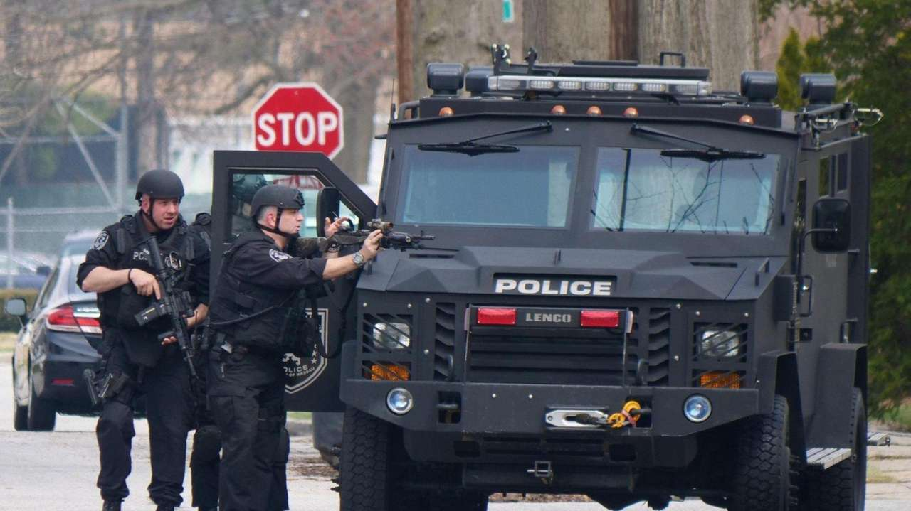 Nassau County Police Commissioner Patrick Ryder on Monday