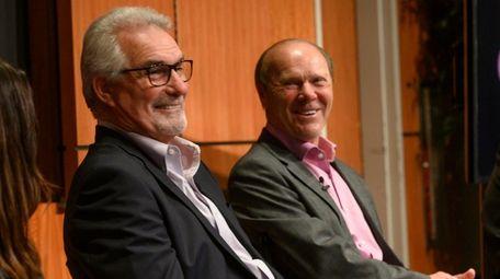 Islanders legends Clark Gillies and Butch Goring speak