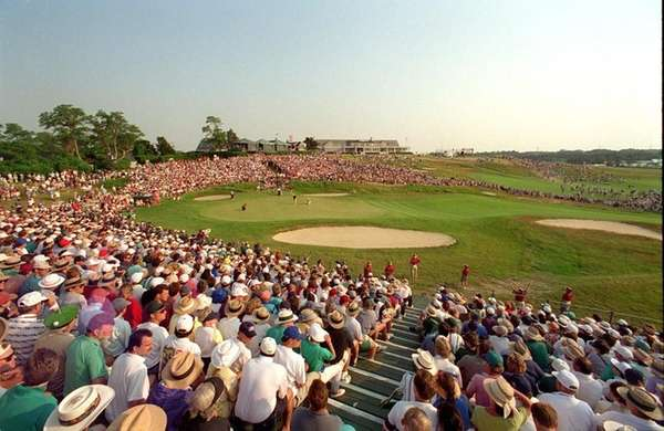 The U.S. Open will return to Shinnecock Hills