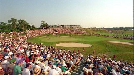The U.S. Open will return to Shinnecock Hills