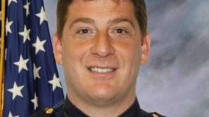 Nassau County Police Officer Michael J. Califano.