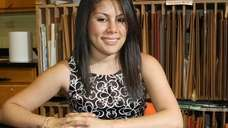 Giselle Rivas, who has been selected as an