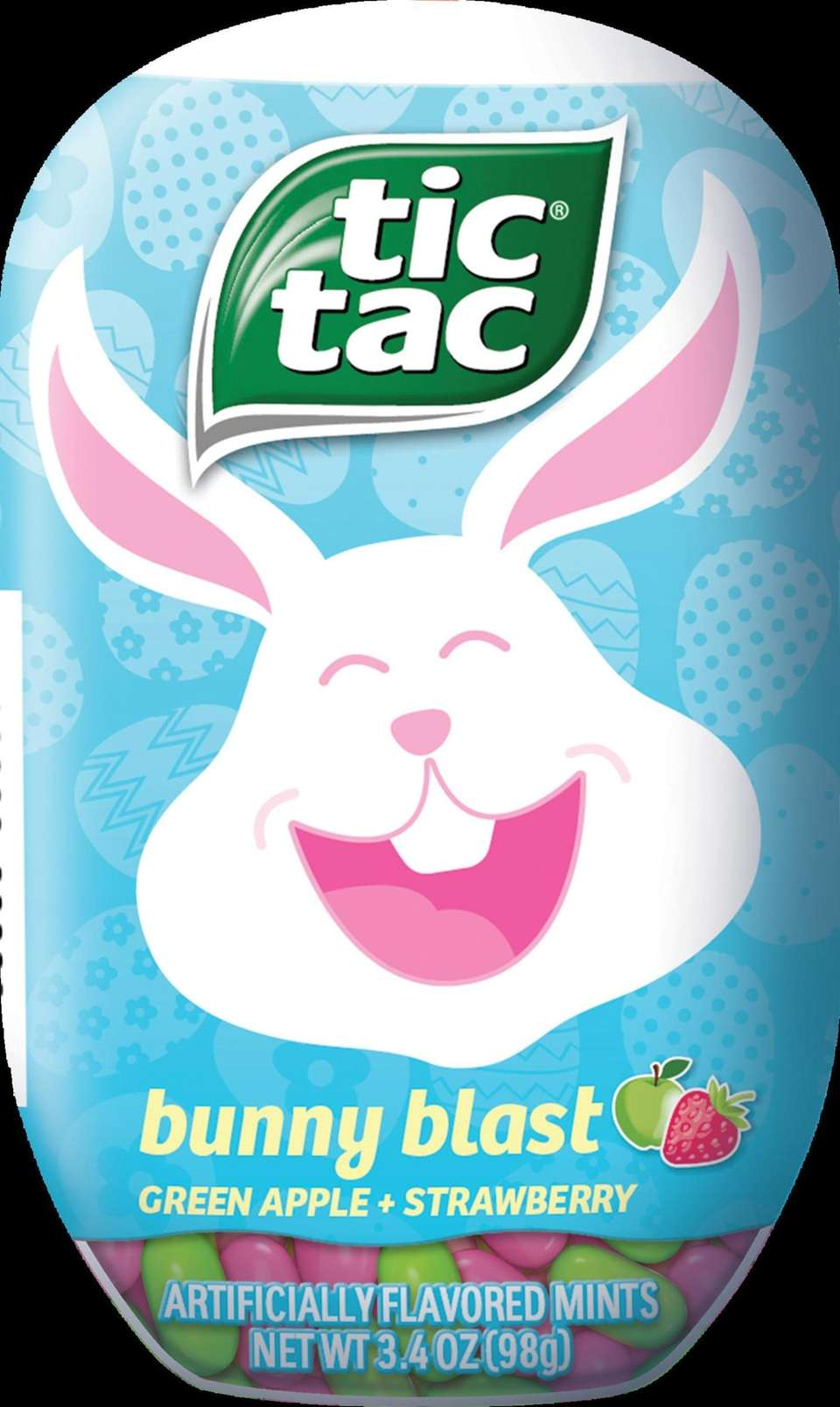 Tic Tac's seasonal candy includes Bunny Blast with