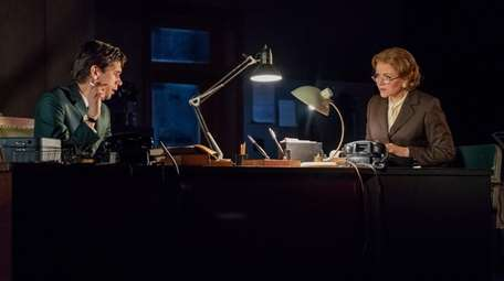 """Ben Whishaw and Renée Fleming star in """"Norma"""