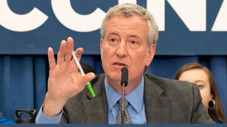 New York City Deputy Mayor for Health and