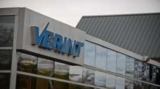 Verint Systems in Melville, seen on January 2014.