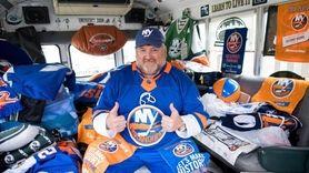 Alex Klein is a season-ticket holder for the