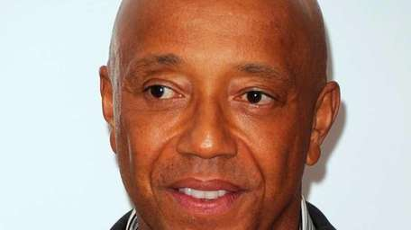Russell Simmons attends the 3rd annual Bent on