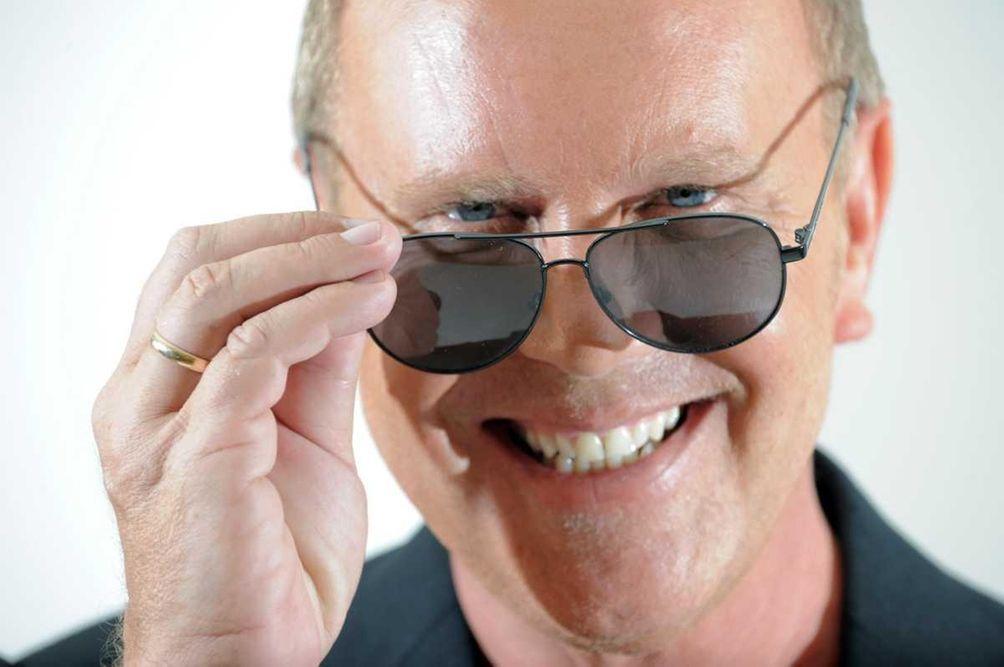 Fashion designer Michael Kors (born Karl Anderson Jr.)