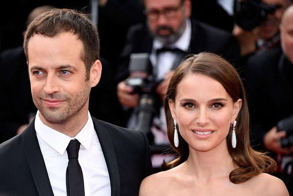 Parents: Natalie Portman and Benjamin Millepied Children: Aleph,