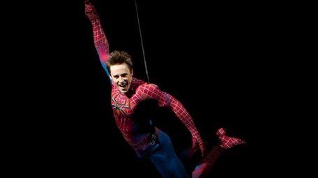 Spider-Man is still turing off the dark, whatever