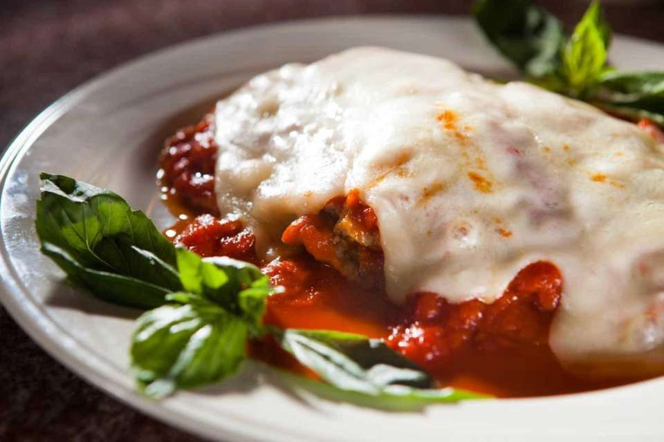 Long Island S Best Parm Dishes Newsday