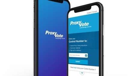 Broadridge Financial Solutions' new mobile app will allow