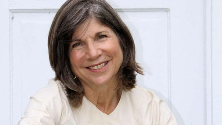 "Anna Quindlen will talk about ""Nanaville: Adventures in"