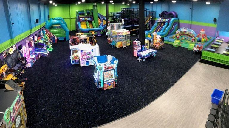 The Xplore Family Fun Center in Port Jefferson