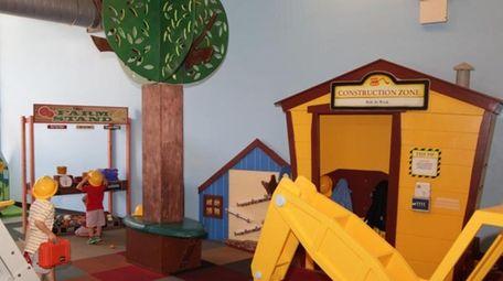 The Long Island Children's Museum in Garden City
