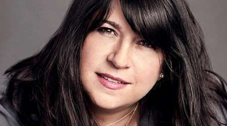 E L James, author of