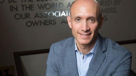 MSC Industrial Supply CEO and president Erik Gershwind,
