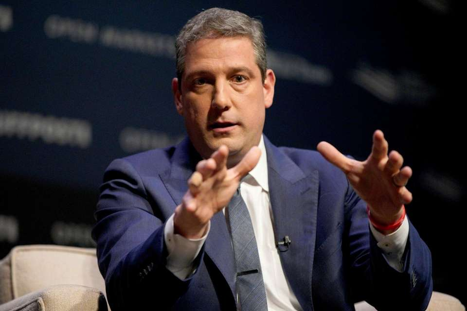 Rep. Tim Ryan (D-Ohio) speaks at the Heartland