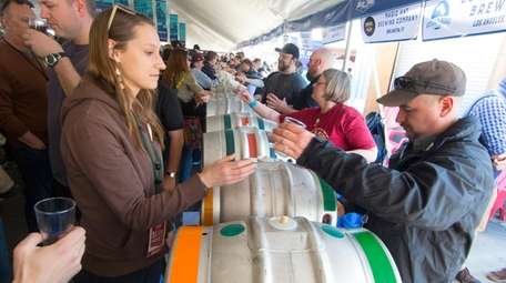 More than 3,000 people attended the 2016 Cask