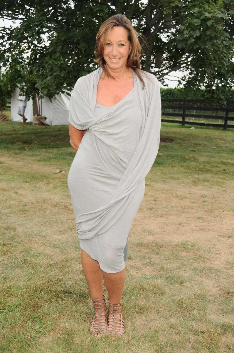 Fashion designer Donna Karan grew up in Woodmere