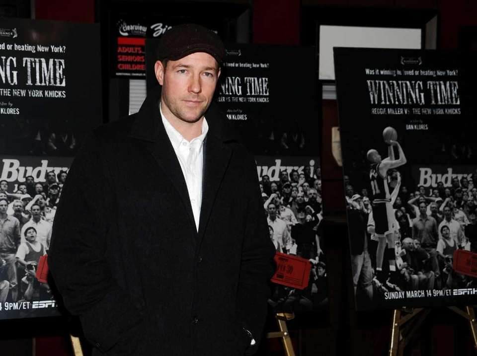 Edward Burns was raised in Valley Stream and