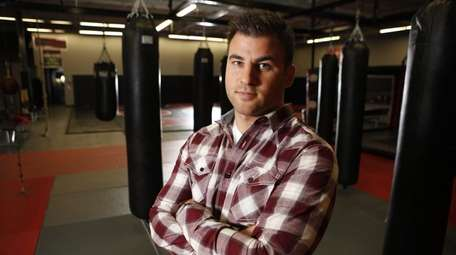 Nic Canobbio has promoted amateur MMA events on