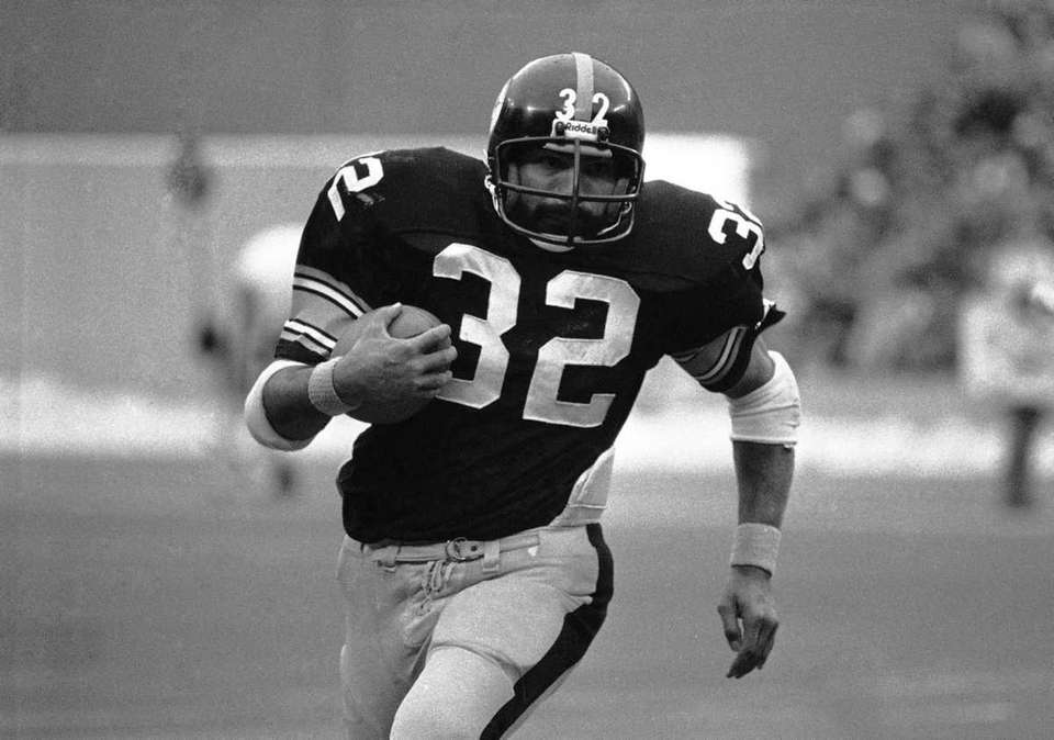 FRANCO HARRIS: 12,120 yards 13 seasons, 1972-1984 Harris
