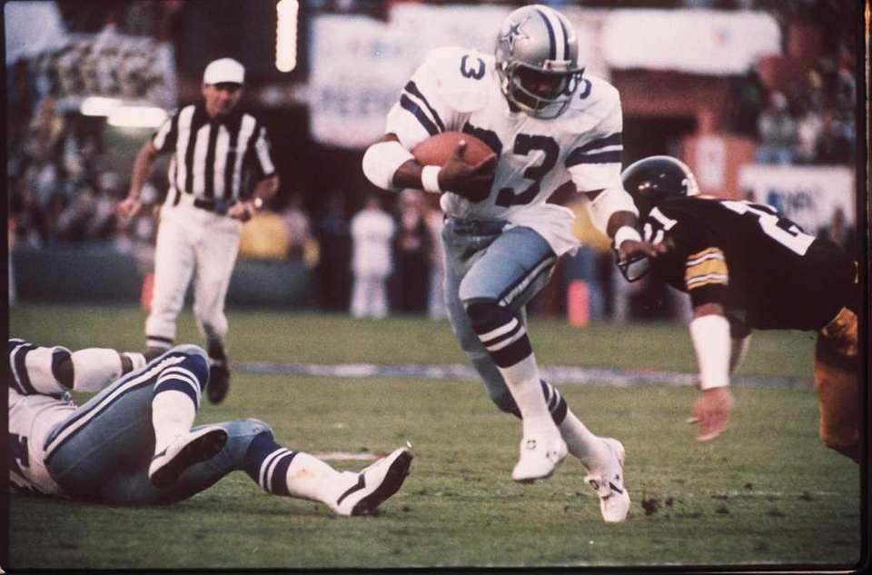TONY DORSETT: 12,739 yards 12 seasons, 1977-1988 Dorsett