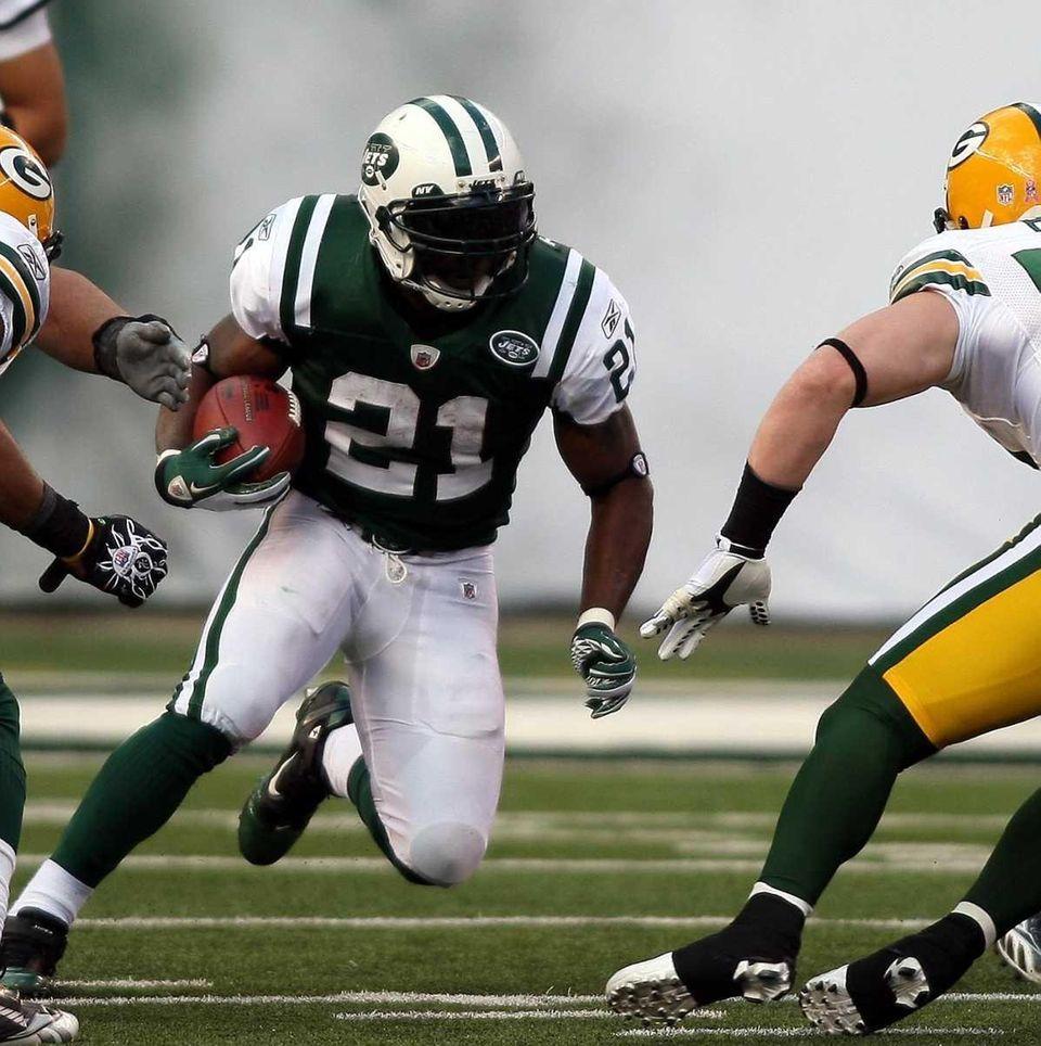 LADAINIAN TOMLINSON: 13,590 yards 11 seasons, 2001-present Tomlinson