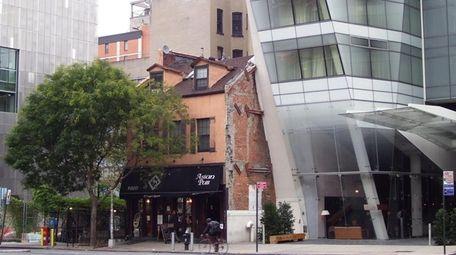 A Federal-era row house in Manhattan's East Village