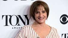 Northport-raised Patti LuPone won an Olivier Award on