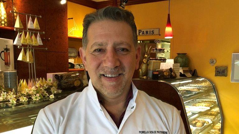 Gerard Fioravanti of Fiorello Dolce in Huntington stars