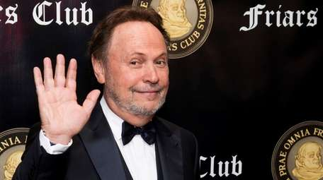 "Billy Crystal has a workshop of his ""Mr."