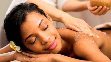 Spa Week deals include a body polish treatment