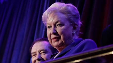Federal judge Maryanne Trump Barry, sister of Donald