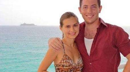Long Islander Dr. Andrew Pleener met his wife,