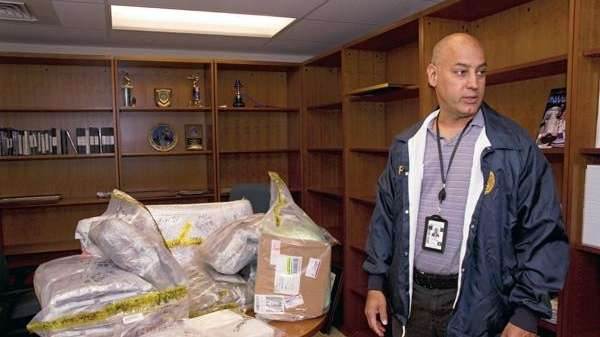 Postal inspectors find spike in packages containing drugs