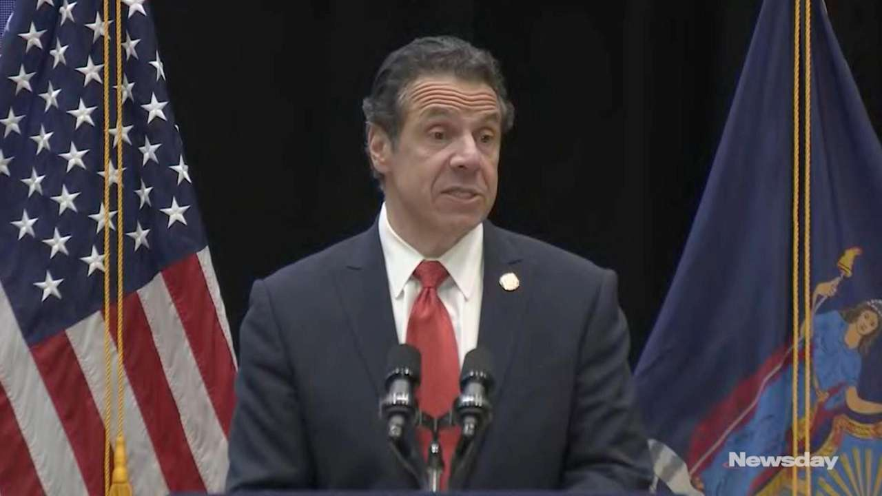 Gov. Andrew M. Cuomo discussed what the recently