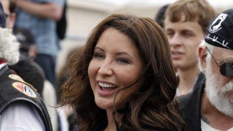 Bristol Palin, daughter of Sarah Palin, former GOP